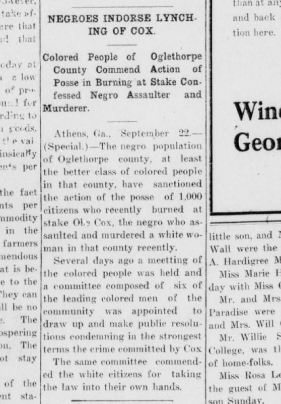 The Barrow times. (Winder, Barrow County, Ga.) 1919-1921, September 25, 1919, Obe Cox.jpg