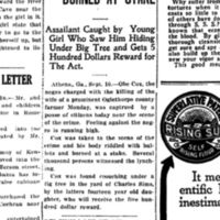 The Times-enterprise semi-weekly edition. (Thomasville, Ga.), September 12, 1919, Obe Cox.jpg